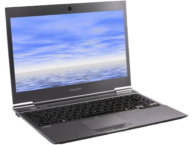 "TOSHIBA Satellite Z830-00K Intel Core i3 4 GB Memory 128 GB SSD 13.3"" Ultrabook Windows 7 Home Premium 64-Bit"