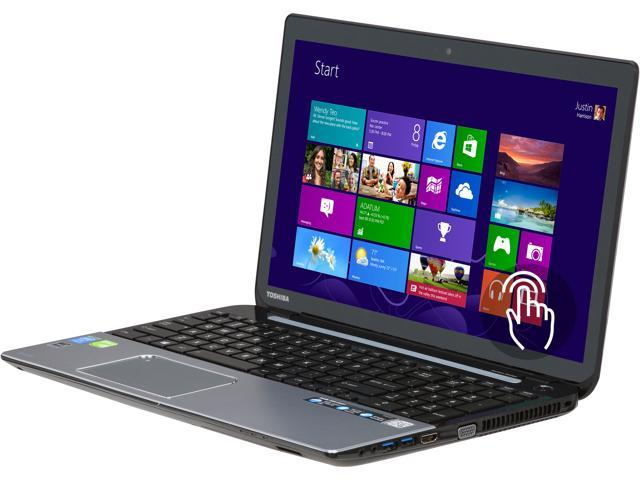 TOSHIBA Satellite S55t-A5277 Intel Core i7 4700MQ(2.40GHz) 15.6