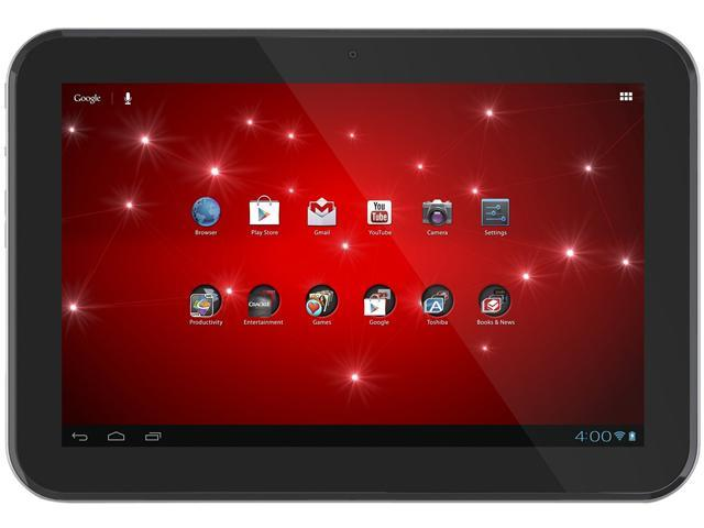 "TOSHIBA Excite 10 LE AT205-T16 16 GB 10.1"" Tablet PC"