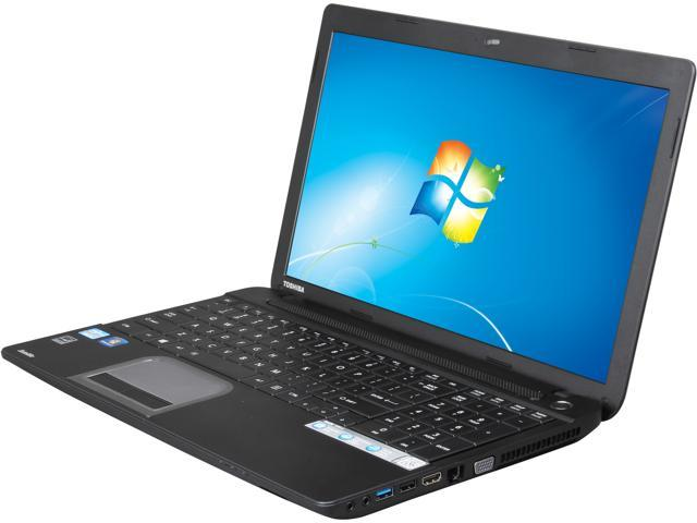 TOSHIBA Laptop C55-A5245 Intel Core i3 3rd Gen 3110M (2.40 GHz) 4 GB Memory 500 GB HDD Intel HD Graphics 4000 15.6