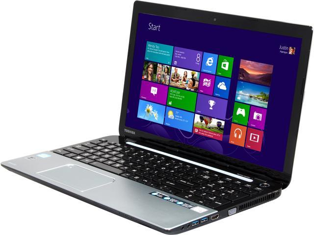 TOSHIBA Laptop S55-A5356 Intel Core i7 3630QM (2.40 GHz) 8 GB Memory 1 TB HDD Intel HD Graphics 4000 15.6