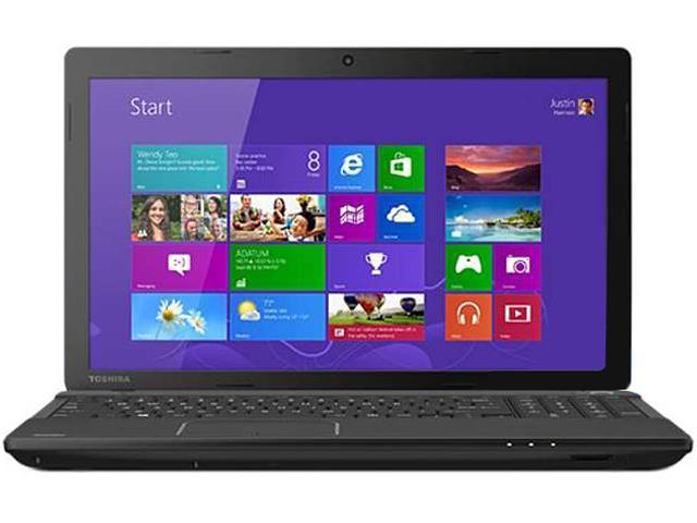 "TOSHIBA Laptop C55-A5347 Intel Core i3 3110M (2.40 GHz) 4 GB Memory 500 GB HDD Intel HD Graphics 4000 15.6"" Windows 8"