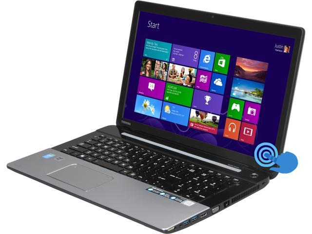 TOSHIBA Laptop Satellite S75T-A7349 Intel Core i7 4700MQ (2.40 GHz) 8 GB Memory 1 TB HDD Intel HD Graphics 4600 17.3