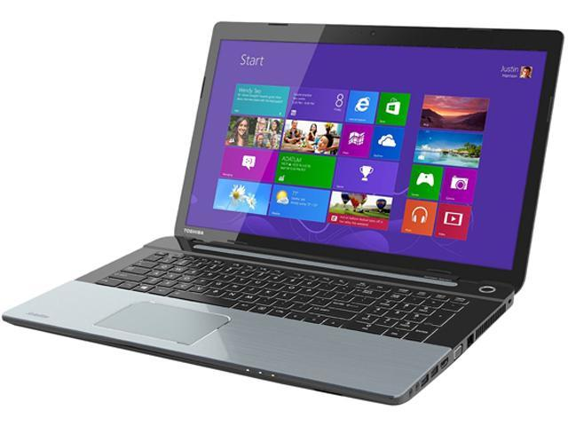 TOSHIBA Laptop Satellite S75-A7344 Intel Core i5 3230M (2.60 GHz) 8 GB Memory 750 GB HDD Intel HD Graphics 4000 17.3