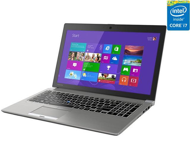 "TOSHIBA Laptop Tecra Z50-A1502 Intel Core i7 4600U (2.10 GHz) 8 GB Memory 500 GB HDD Intel HD Graphics 4400 15.6"" Windows ..."