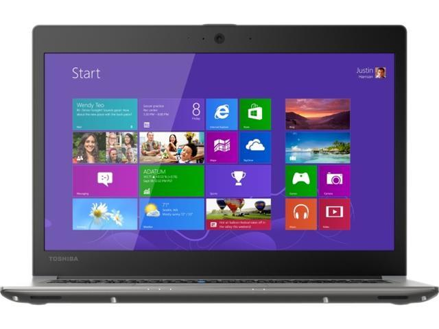 TOSHIBA Ultrabook Portege Z30T-A1301 (PT24AU-006003) Intel Core i5 4th Gen 4300U (1.90 GHz) 8 GB Memory 128 GB SSD Intel HD Graphics 4400 13.3