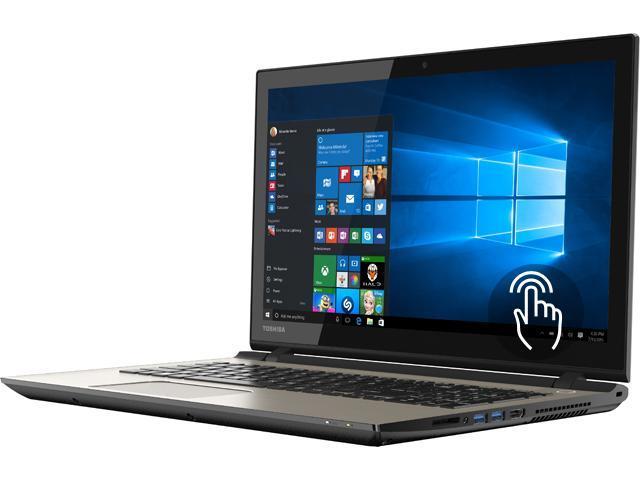 toshiba satellite s55t c5370 4k gaming laptop 6th generation intel core i7 6500u ghz 16. Black Bedroom Furniture Sets. Home Design Ideas