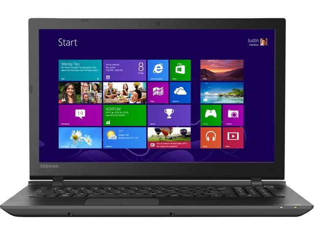 TOSHIBA Laptop PS571C-005004 Intel Core i5 6200U (2.30 GHz) 8 GB Memory 500 GB HDD Intel HD Graphics 520 15.6