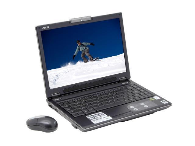 "ASUS W7 Series W7J-3P115C NoteBook Intel Core 2 Duo T5500(1.66GHz) 13.3"" Wide XGA 1GB Memory DDR2 533 120GB HDD 5400rpm DVD Super Multi NVIDIA GeForce Go 7400"