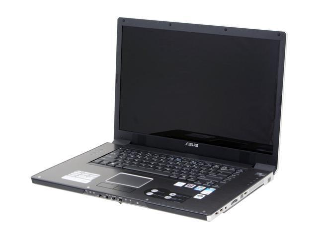"ASUS W2 Series W2PB-7K003C NoteBook Intel Core 2 Duo T7200(2.00GHz) 17.0"" Wide SXGA+ 1GB Memory DDR2 667 120GB HDD 5400rpm DVD Super Multi ATI Mobility Radeon X1700"