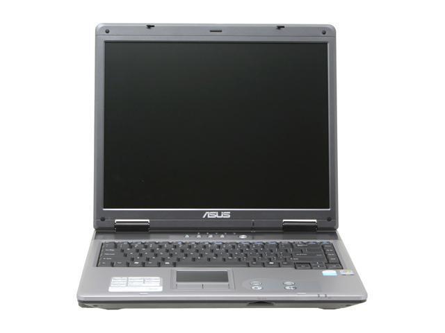 "ASUS A9 Series A9RP-5A052A NoteBook Intel Celeron M 440(1.86GHz) 15.0"" XGA 512MB Memory DDR2 533 80GB HDD 5400rpm DVD/CD-RW Combo ATI Radeon Xpress 200M IGP"