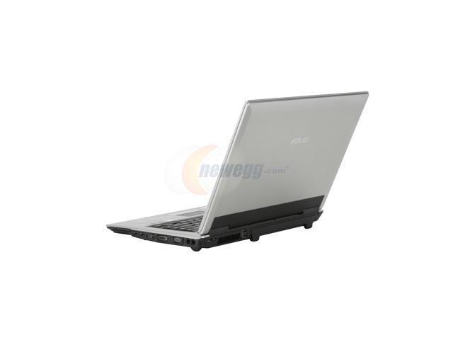 "ASUS F3 Series F3T-AP055C NoteBook AMD Turion 64 X2 TL-60(2.00GHz) 15.4"" Wide XGA 1GB Memory DDR2 667 160GB HDD 5400rpm DVD Super Multi NVIDIA GeForce Go 7600"