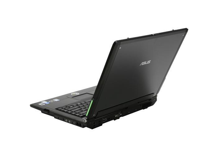 "ASUS G Series G1S-A1 NoteBook Intel Core 2 Duo T7500(2.20GHz) 15.4"" Wide SXGA+ 2GB Memory DDR2 667 160GB HDD 5400rpm DVD Super Multi NVIDIA GeForce 8600M GT"