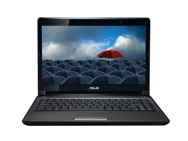 ASUS Laptop UL80 Series UL80JT-A1 Intel Core i3 330UM (1.20 GHz) 4 GB Memory 500 GB HDD NVIDIA GeForce 310M+Intel GMA HD ...