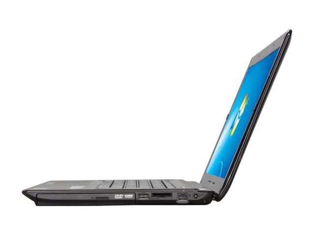 "ASUS K52 Series K52F-BBR5 NoteBook Intel Pentium P6100 (2.00GHz) 3GB Memory 320GB HDD Intel HD Graphics 15.6"" Windows 7 Home Premium"