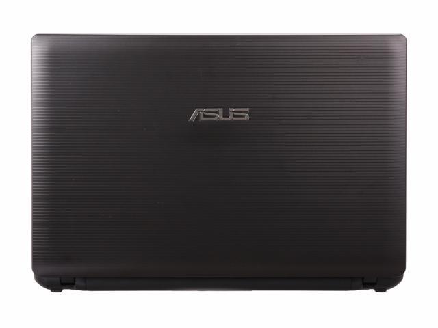 "ASUS K53 Series K53E-BBR3 Notebook Intel Pentium B940 (2.00GHz) 4GB Memory 320GB HDD Intel HD Graphics 15.6"" Windows 7 Home Premium"