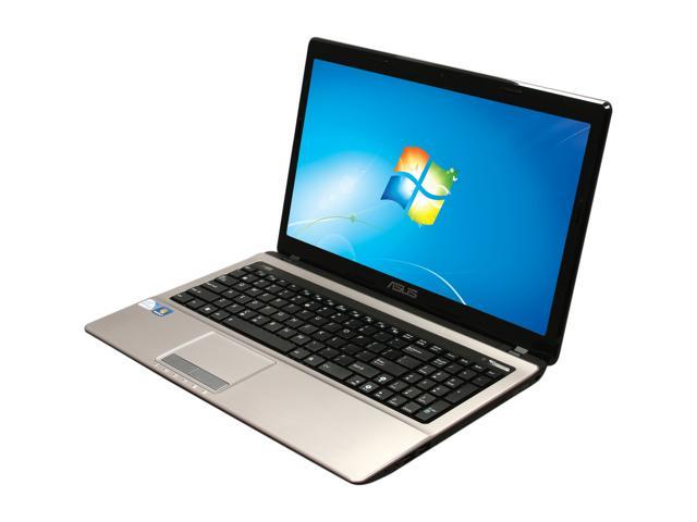 "ASUS A53 Series A53E-ES92 15.6"" Windows 7 Home Premium 64-Bit Laptop"