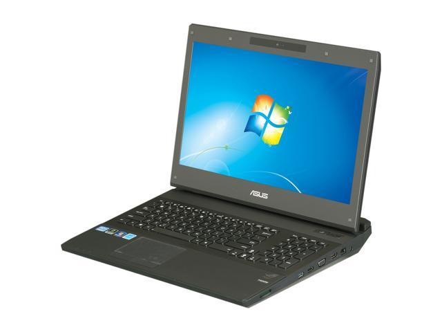 ASUS Laptop G74 Series G74SX-BBK9 Intel Core i7 2670QM (2.20 GHz) 8 GB Memory 1 TB HDD NVIDIA GeForce GTX 560M 17.3