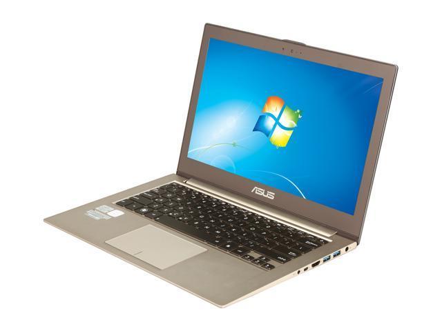 "ASUS Zenbook UX32A-DB51 Intel Core i5 4 GB Memory 500 GB HDD 24 GB SSD 13.3"" Ultrabook Windows 7 Home Premium 64-Bit"