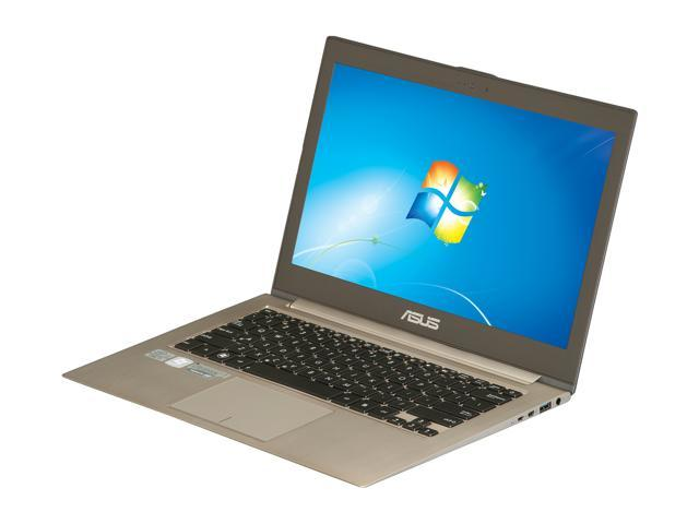 "ASUS Zenbook Prime UX31A-DB71 Intel Core i7 4 GB Memory 256 GB SSD 13.3"" Ultrabook Windows 7 Home Premium 64-Bit"