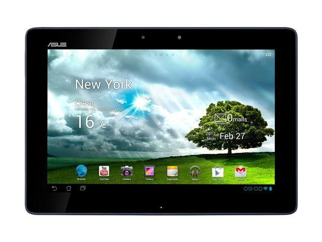 "ASUS TF201-B1-GR 32GB Flash 10.1"" Transformer Prime - Gray"