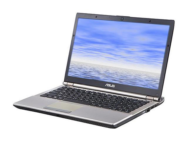 "ASUS U46ERF-BAL7 14.0"" Windows 7 Home Premium 64-Bit Laptop"