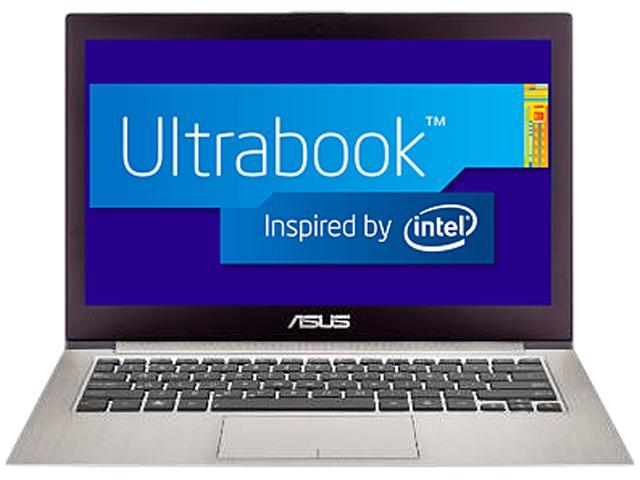 ASUS Zenbook Prime UX31A-XB52 Notebook Intel Core i5 3317U (1.70 GHz) 256 GB SSD Intel HD Graphics Shared memory 13.3