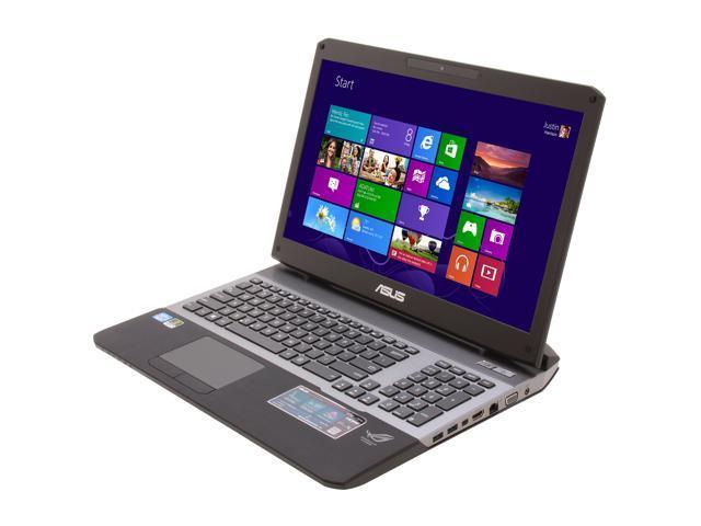 ASUS G75VW-DH71 Gaming Laptop Intel Core i7 3610QM (2.30 GHz) 12 GB Memory 1.5 TB HDD NVIDIA GeForce GTX 660M 2 GB 17.3