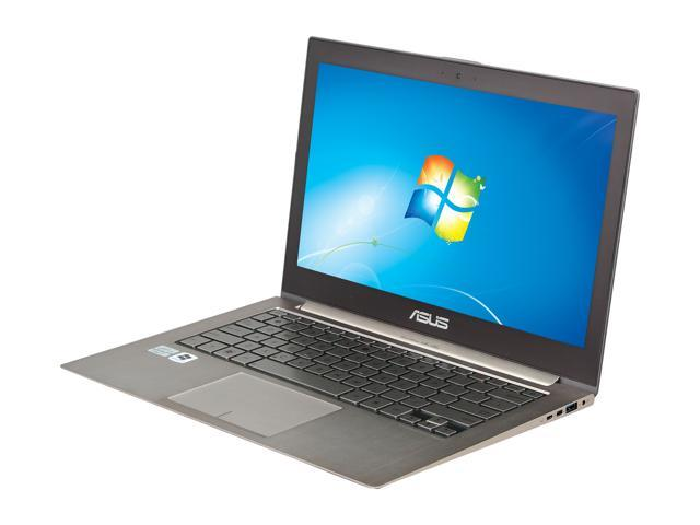 ASUS Ultrabook, B Grade, Scratch and Dent Zenbook UX31E-DH72 Intel Core i7 2677M (1.80 GHz) 4 GB Memory 256 GB SSD Intel ...