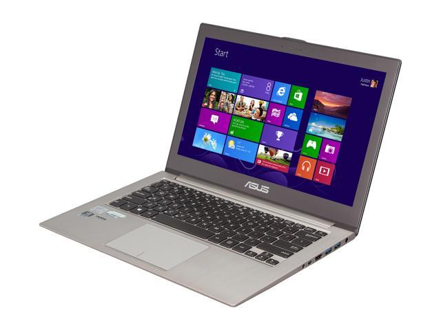 "ASUS Zenbook UX32VD-DH71 Intel Core i7 6GB DDR3 Memory 500 GB HDD 24 GB SSD 13.3"" Ultrabook Windows 8 64-Bit"