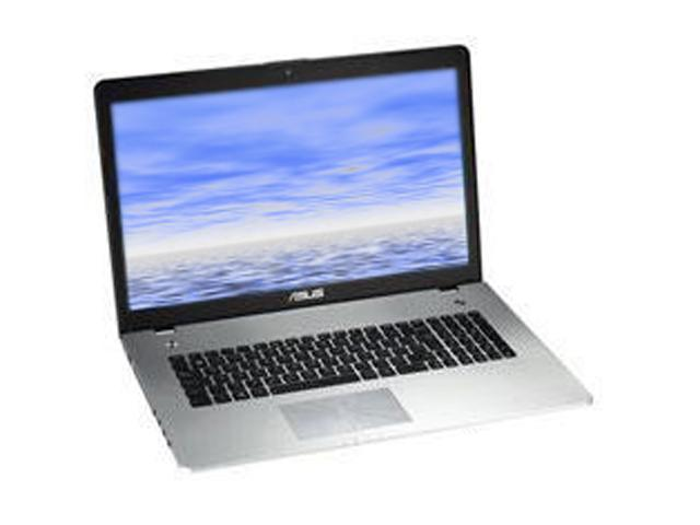 ASUS Laptop N76VJ-DH71 Intel Core i7 3630QM (2.40 GHz) 8 GB Memory 2 TB HDD NVIDIA GeForce GT 635M 17.3