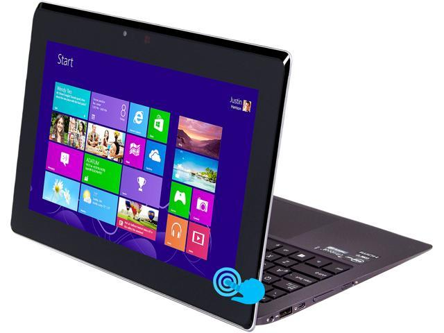 "ASUS Taichi21-DH71 Intel Core i7 4 GB Memory 256 GB SSD 11.6"" Touchscreen Convertible Ultrabook Windows 8 64-Bit"
