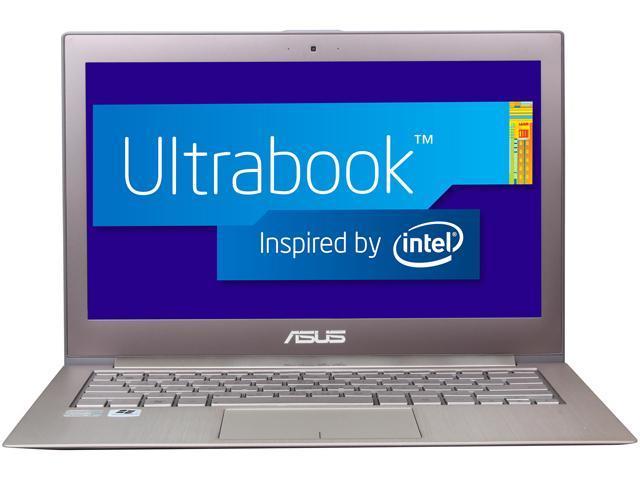 ASUS Ultrabook Zenbook UX31RF-ESL8-B Intel Core i5 2467M (1.60 GHz) 4 GB Memory 128 GB SSD Intel HD Graphics 3000 13.3
