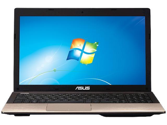 "ASUS K55A-XH51 Intel Core i5-3210M 2.5GHz 15.6"" Windows 7 Professional 64-Bit Notebook"