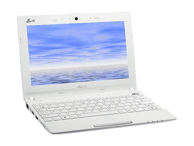 ASUS Eee PC X101-EU17-WT White Intel Atom N435(1.33 GHz) 10.1