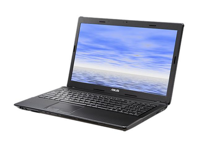 ASUS Notebook, B Grade, Scratch and Dent X54C-BBK19 Intel Core i3 2nd Gen 2350M (2.30 GHz) 4 GB Memory 320 GB HDD Intel HD Graphics 3000 15.6
