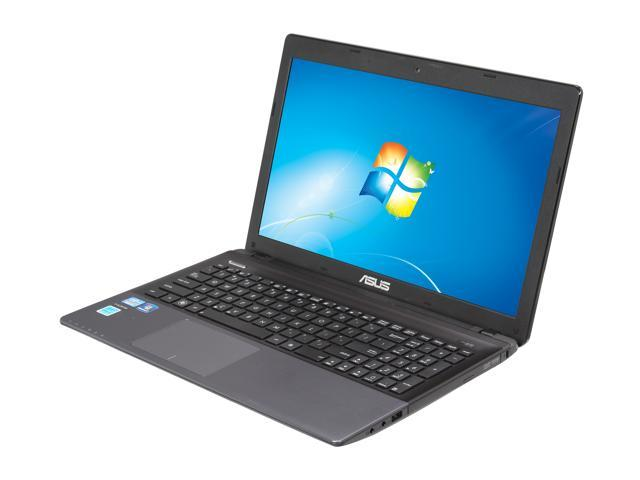 ASUS Laptop K55A-BBL4 Intel Core i5 3rd Gen 3210M (2.50 GHz) 4 GB Memory 500 GB HDD Intel HD Graphics 4000 15.6