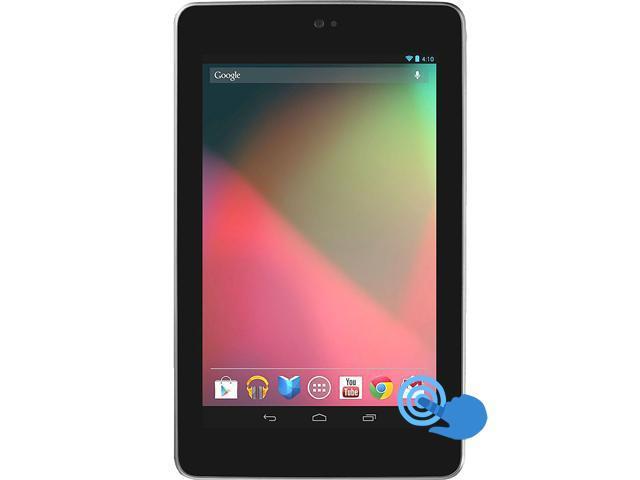 "ASUS Nexus 7 16 GB 7.0"" Tablet PC"