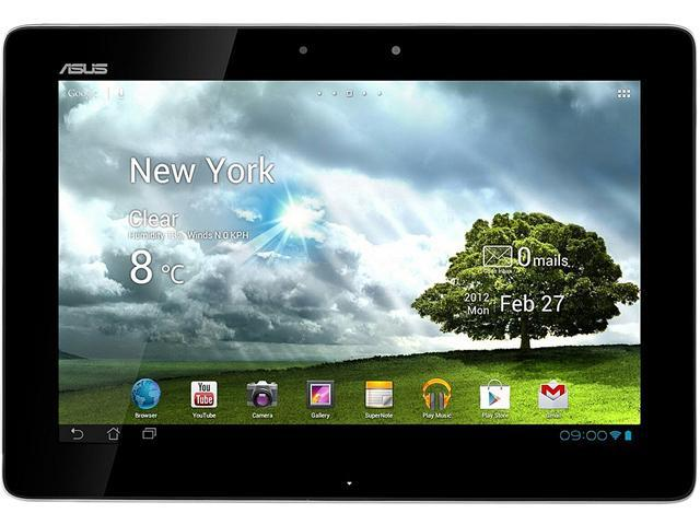 "ASUS Transformer Pad RTF300T-B1-BL-CB 32GB Flash 10.1"" Tablet PC"