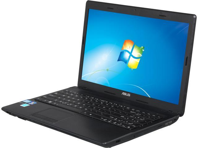 "ASUS ASX54C-BBK24-AIB 15.6"" Windows 7 Home Premium Notebook, Scratch and Dent"