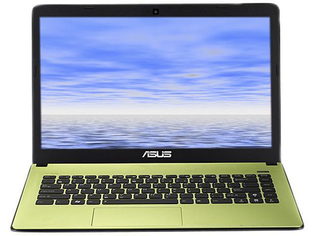 """ASUS Laptop X401ARF-BHPDN39 Intel Pentium B980 (2.4 GHz) 4 GB Memory 320 GB HDD Intel HD Graphics 14.0"""" Windows 8 64-bit"""