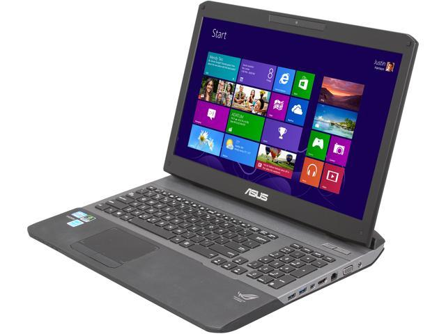 ASUS Laptop G75 Series G75VW-BHI7N07 Intel Core i7 3rd Gen 3630QM (2.40 GHz) 8 GB Memory 1 TB HDD NVIDIA GeForce GTX 660M 17.3