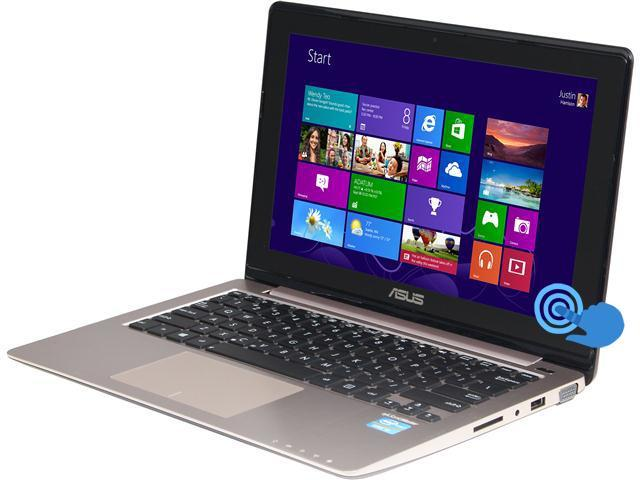 "ASUS Q200E-BHI3T45-B 11.6"" Windows 8 64-Bit Notebook, B Grade Scratch and Dent"