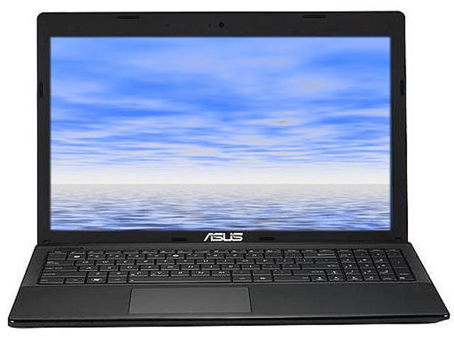 ASUS Laptop X55CRF-HPD111F Intel Pentium B980 (2.4 GHz) 4 GB Memory 500 GB HDD Intel HD Graphics 15.6