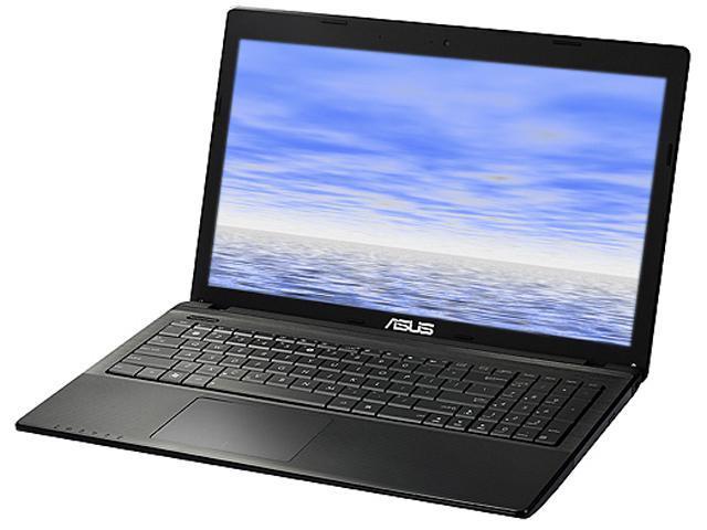 ASUS Laptop X55C-HPD111F-B Intel Pentium B980 (2.4 GHz) 4 GB Memory 500 GB HDD Intel HD Graphics 15.6