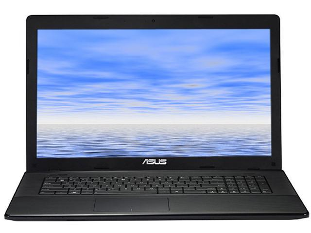 ASUS Laptop X75A-DS31 Intel Core i3 2370M (2.40 GHz) 4 GB Memory 500 GB HDD Intel HD Graphics 3000 17.3