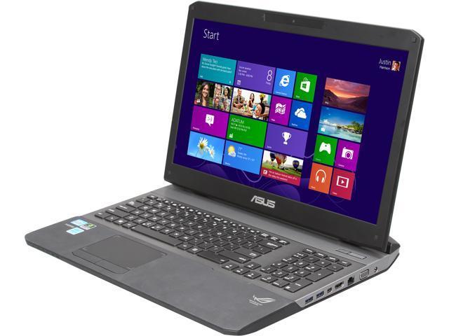ASUS Notebook, B Grade Scratch and Dent G75 Series G75VW-BHI7N07 Intel Core i7 3630QM (2.40 GHz) 8 GB Memory 1 TB HDD NVIDIA GeForce GTX 660M 17.3