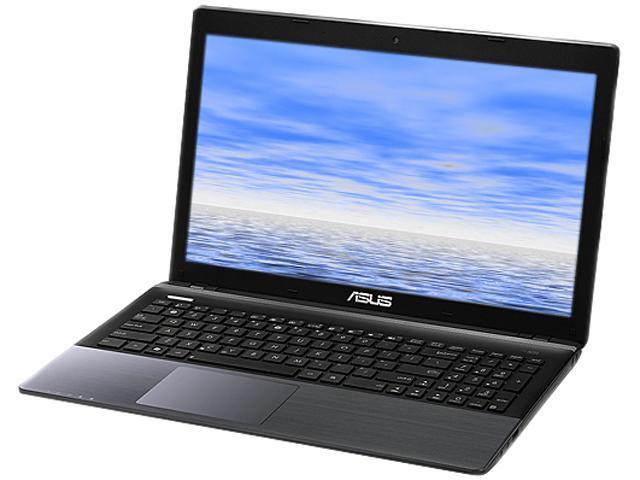 "ASUS Notebook, B Grade K55ARF-HI5014L-B Intel Core i5 3210M (2.50 GHz) 4 GB Memory 500 GB HDD Intel HD Graphics 4000 15.6"" ..."