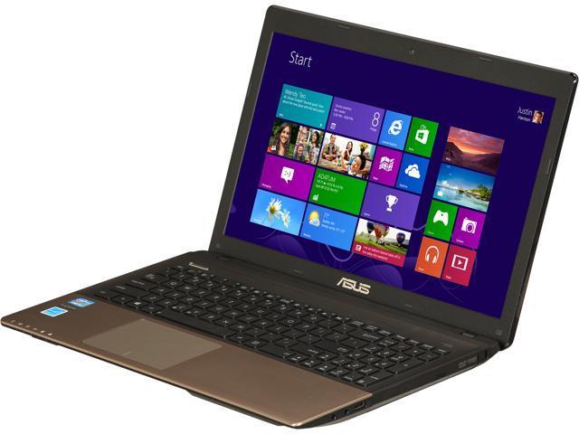 """ASUS K55ARHI5N13 15.6"""" Windows 8 64-Bit Laptop"""