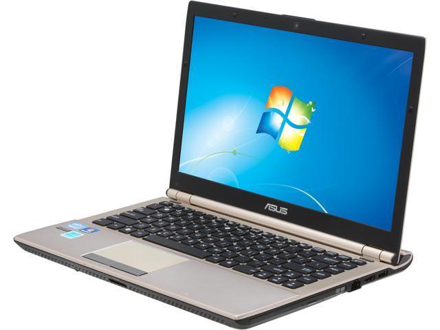 "ASUS Laptop U46E-RAL7 Intel Core i7 2640M (2.80 GHz) 8 GB Memory 750 GB HDD 14.0"" Windows 7 Home Premium"